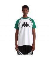 Camiseta Kappa Bardi 222 Banda para Hombre